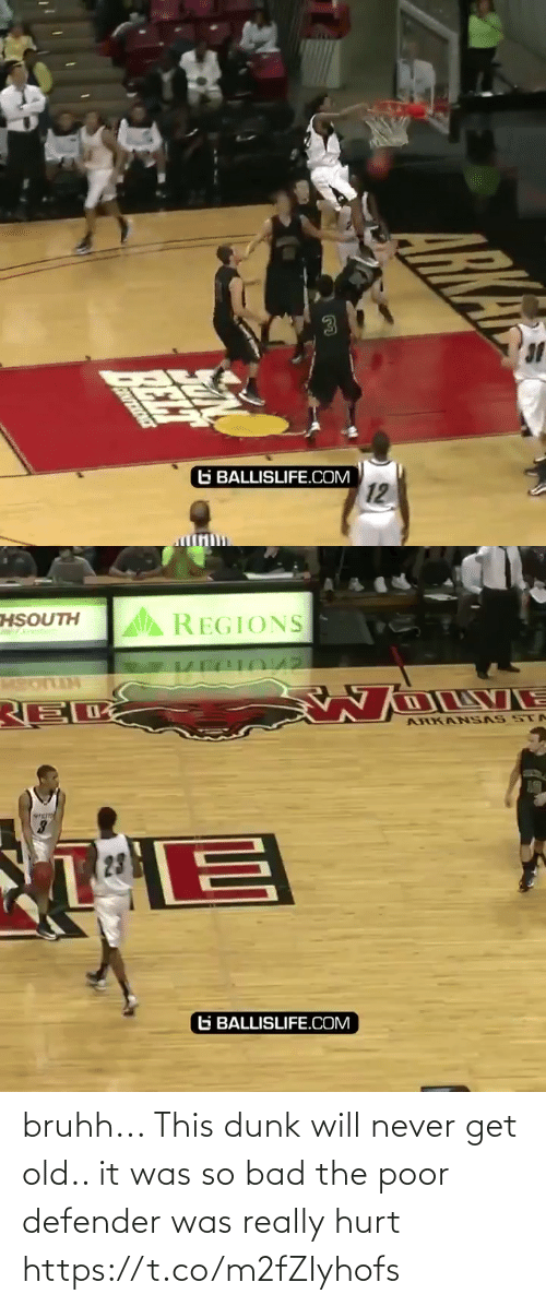 defender: bruhh... This dunk will never get old.. it was so bad the poor defender was really hurt https://t.co/m2fZIyhofs