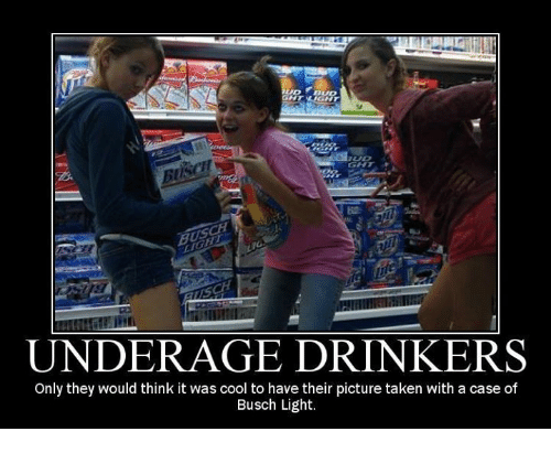 bud gud underage drinkers only they would think it was 4915225 20 mark bud light brewed using the cr 301 stone e light busch light