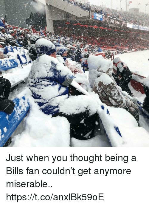 Football, Nfl, and Sports: Buffalo Bilis Powered by Just when you thought being a Bills fan couldn't get anymore miserable.. https://t.co/anxlBk59oE