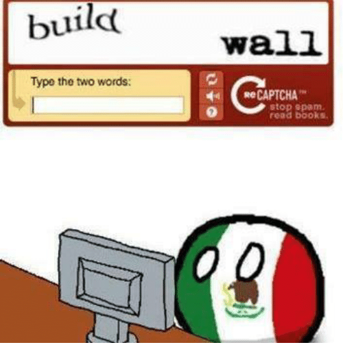 Search Build Wall Memes On