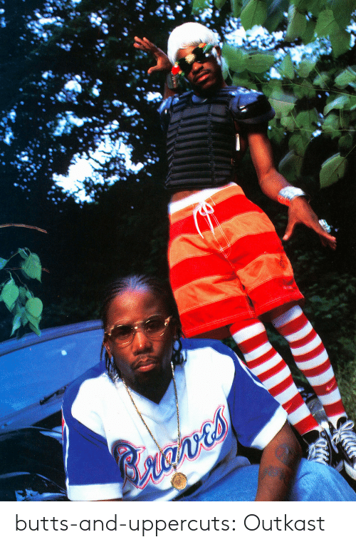 OutKast: butts-and-uppercuts: Outkast