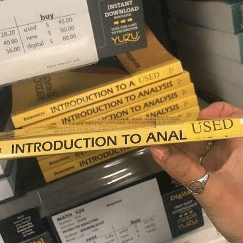 Sta: buy  28.20  used  $  INSTANT  DOWNLOAD  45.00  40.80  new  60.00  36.00 digital S  60.00  YUZU  Roserich INTRODUCTION TO A USED  INTRODUCTION TO ANALYSIS  TION TO ANALYSIS  INTRODUCTION TO ANAL  ANALYSIS  USED  oserichs INTRODUCT  www  end  MATH $29  sta  Digita  INTRO OANAL S  thin  OSENLICY  buy  rent