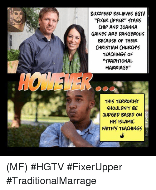 buzzfeed believes hgtv fixer upper stars chip and joanna gaines 21470565 🅱 25 best memes about joanna gaines joanna gaines memes