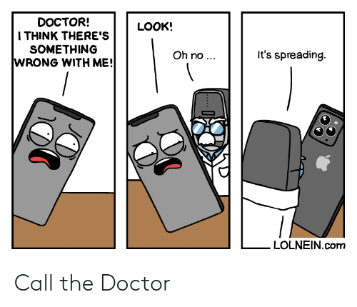 The Doctor: Call the Doctor