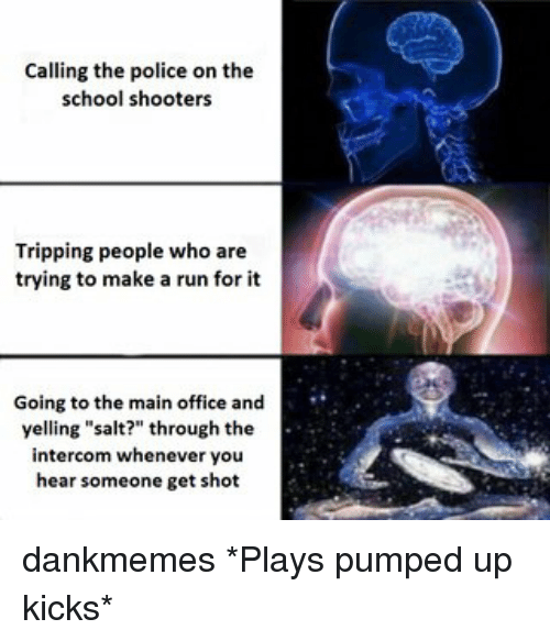 Funny Pumped Up Kicks Memes of 2017 on SIZZLE