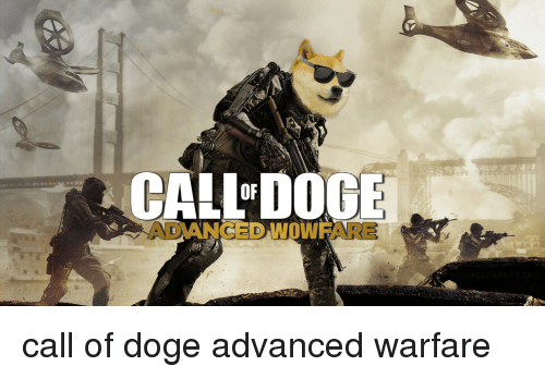 call of doge wallpaper - photo #12