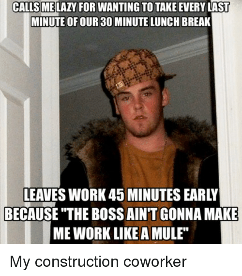Search Lazy Coworker Memes On Meme