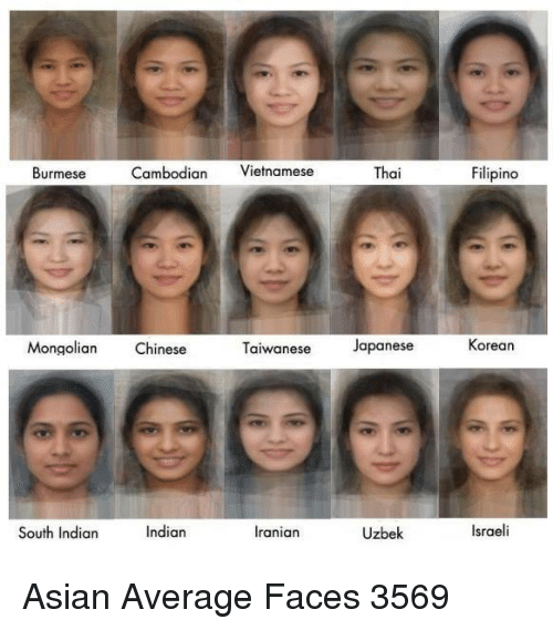 Different Asian Faces 94