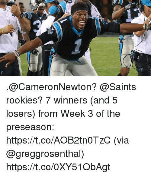 Rookies? 7 Winners And 5 Losers From Week 3 Of The