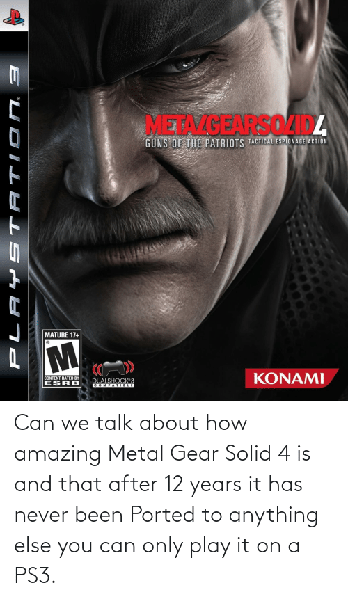 Metal Gear Faceapp Metal Gear Meme On Sizzle The blonde said, forcing himself to study every inch of his face. sizzle