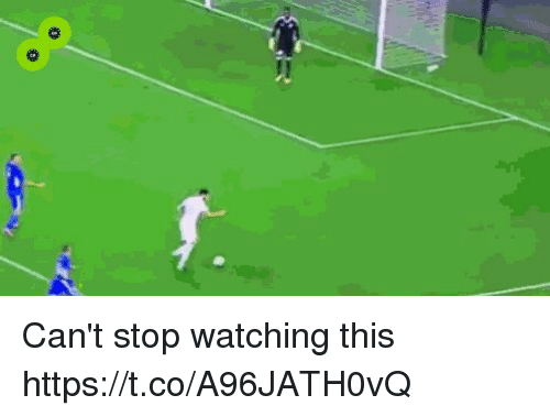 Soccer, This, and Stop: Can't stop watching this https://t.co/A96JATH0vQ