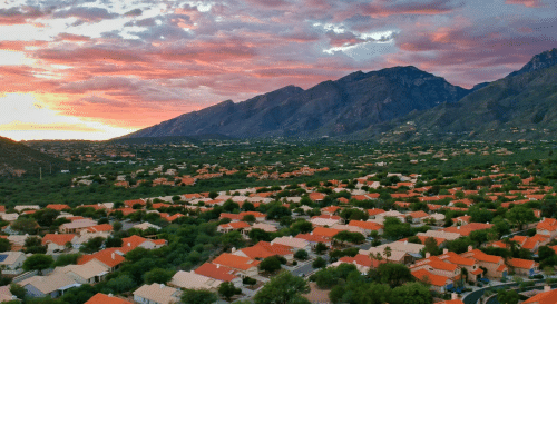 catalina: Catalina Foothills - Tucson, Arizona
