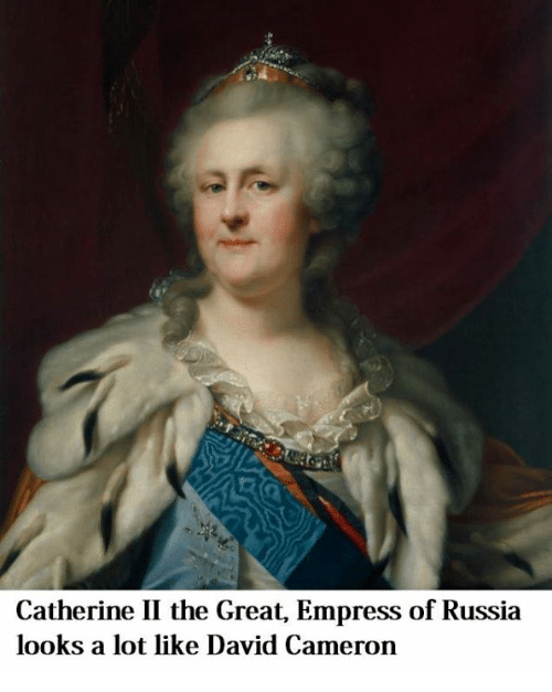 an analysis of the life and achievements of catherine the great an empress of russia