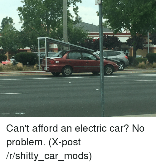 Problems With Electric Cars