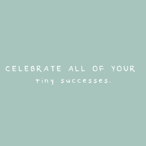 Iny: CELEBRATE ALL OE YOUR  +iny successes.
