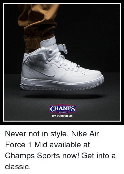 Is the Nike Air Force 1 Back
