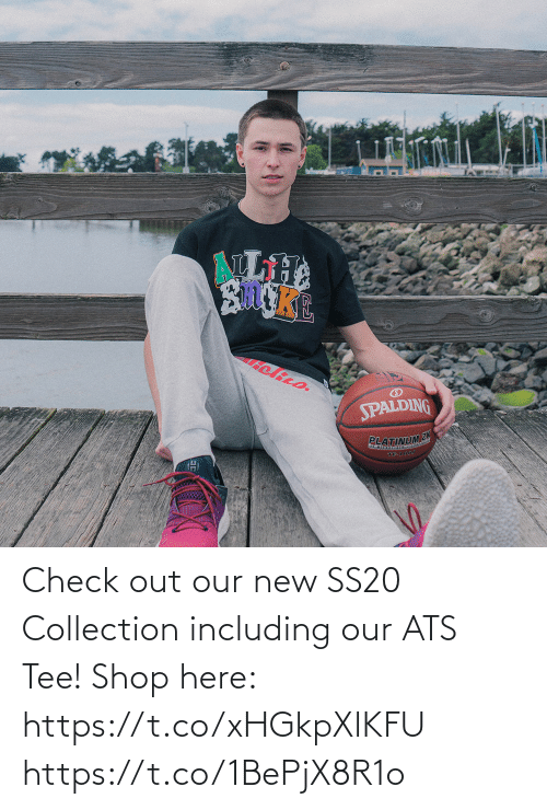 tee: Check out our new SS20 Collection including our ATS Tee!   Shop here: https://t.co/xHGkpXlKFU https://t.co/1BePjX8R1o