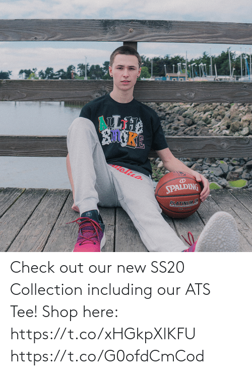 tee: Check out our new SS20 Collection including our ATS Tee!   Shop here: https://t.co/xHGkpXlKFU https://t.co/G0ofdCmCod
