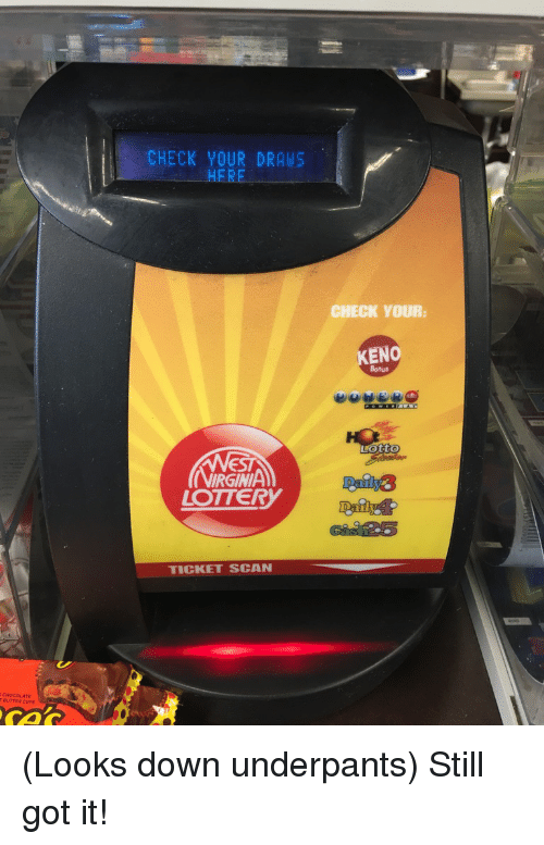 Va Lottery Ticket Scanner App