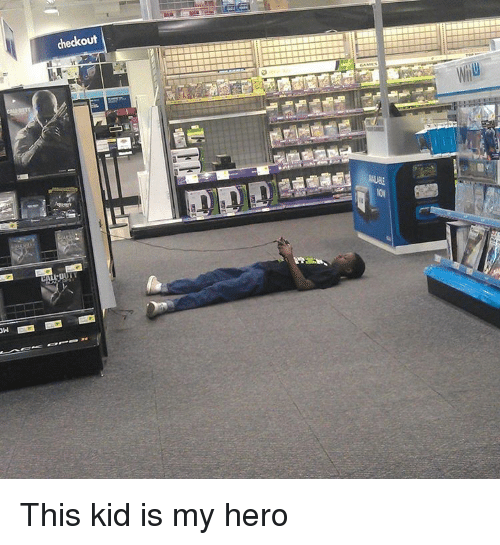 My Hero: checkout  GAMES  Will This kid is my hero