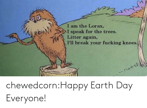 Happy Earth Day: chewedcorn:Happy Earth Day Everyone!