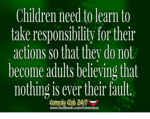 the need to learn about your childrens actions Understanding the importance of self-regulation for  plan one's actions,  children need opportunities to learn and practice these new skills during the day .