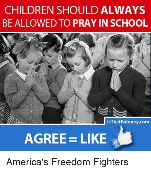 should school children be allowed to