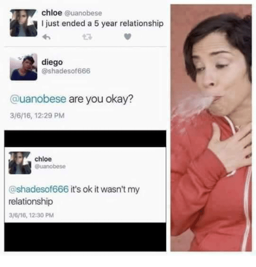 just ended a 2 year relationship itch