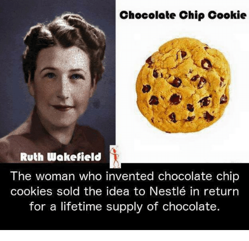 🔥 25+ Best Memes About Chocolate Chip Cookies, Chips, Cookie ...