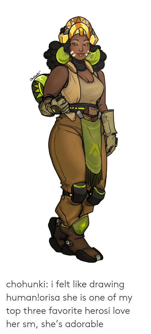 heros: Chotunki chohunki:  i felt like drawing human!orisa she is one of my top three favorite herosi love her sm, she's adorable