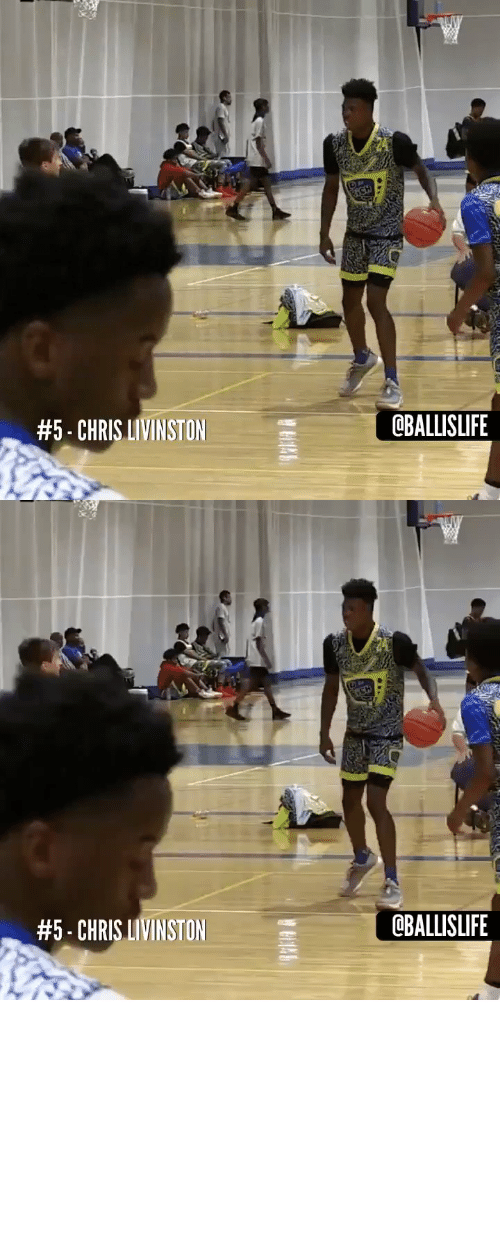 player: Chris Livingston is the #5 ranked player in the class of 2022 in @espn rankings that just dropped! https://t.co/aTGMEkjq3e