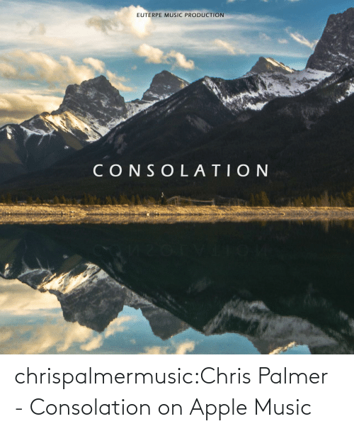 Apple: chrispalmermusic:Chris Palmer - Consolation on Apple Music