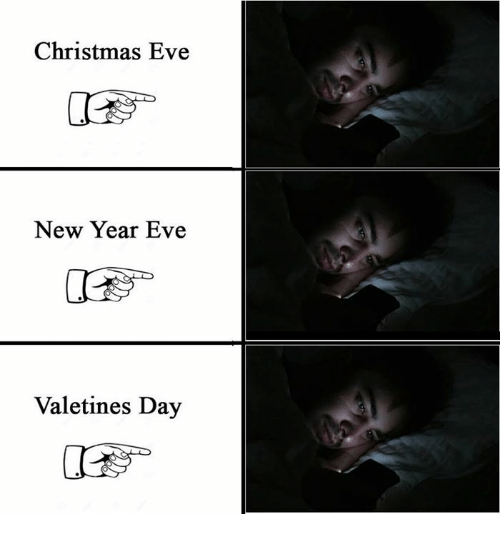 New Year's, Eve, and New Years Eve: Christmas Eve  New Year Eve  Valetines Day