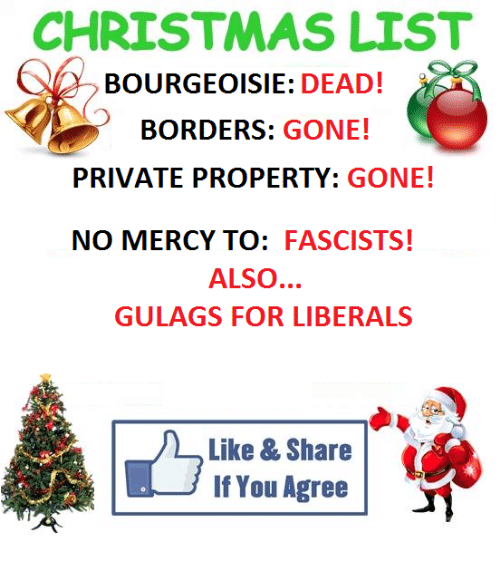 Liberals View On Private Property