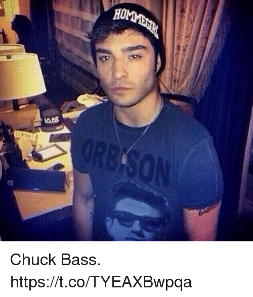 chuck bass: Chuck Bass. https://t.co/TYEAXBwpqa