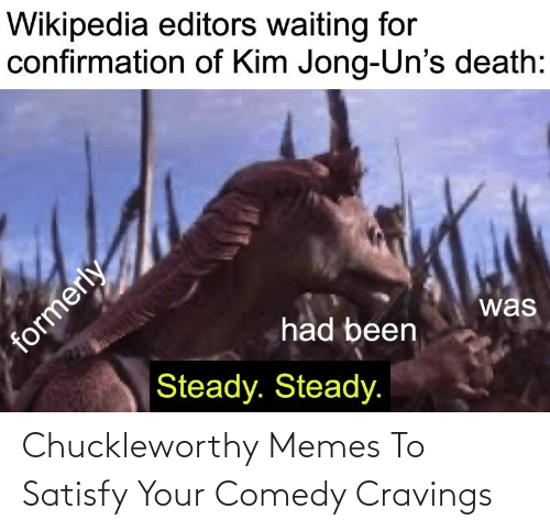 Cravings: Chuckleworthy Memes To Satisfy Your Comedy Cravings