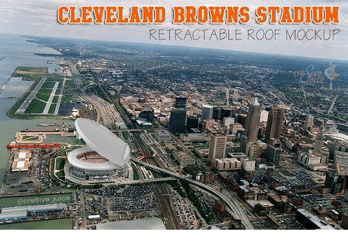 Cleveland Browns Juice