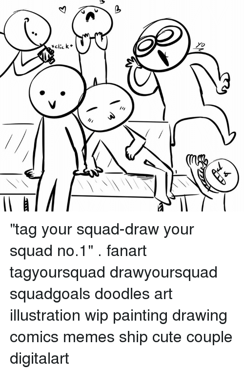 Draw Your Squad Tumblr Base To Draw T Squad Couple