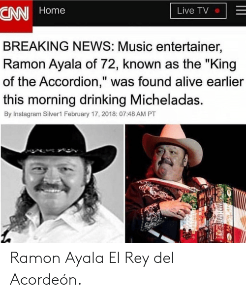 """Ramon: CNN Home  Live TV 
