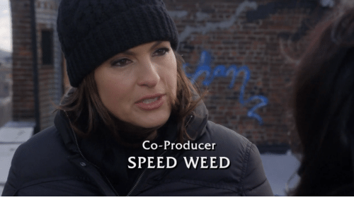 producer: Co-Producer  SPEED WEED