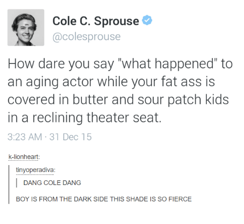 Cole Sprouse Ass 67