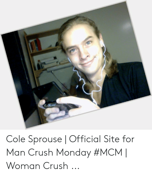 Woman Crush: Cole Sprouse | Official Site for Man Crush Monday #MCM | Woman Crush ...