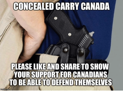 how to apply for concealed carry in canada