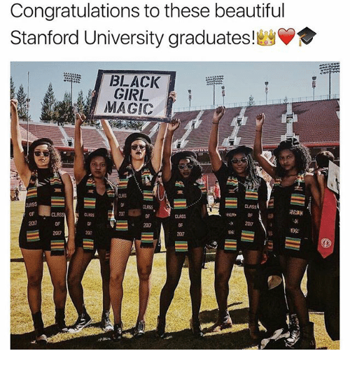 stanford university: Congratulations to these beautiful  Stanford University graduates!  BLACK  GIRL