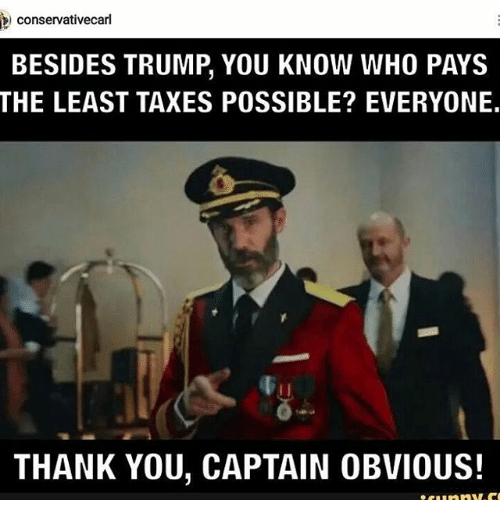 Funny Trump Tax Memes Of 2017 On Sizzle: Funny Thank U Memes Of 2017 On SIZZLE