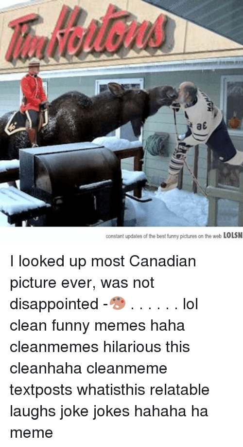 Hahaha Not Funny Meme : Best memes about most canadian picture
