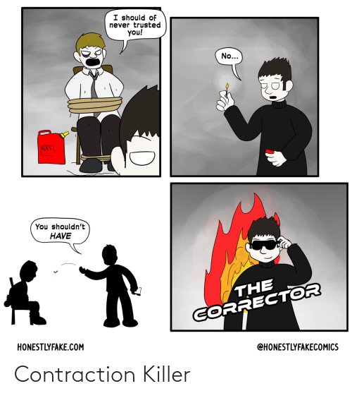killer: Contraction Killer