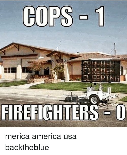 25+ Best Memes About Firefighters
