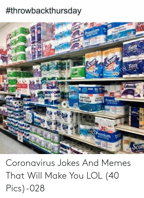 Jokes And: Coronavirus Jokes And Memes That Will Make You LOL (40 Pics)-028
