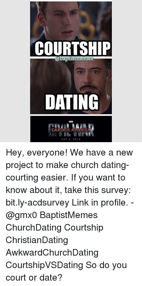 Sermons on dating and courtship